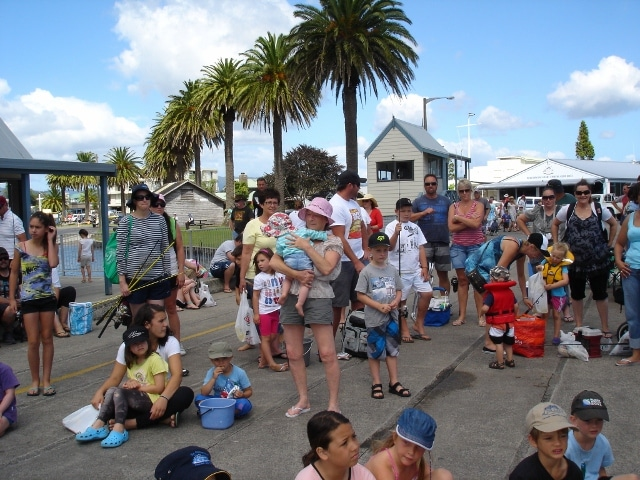 Kids Wharf Competition