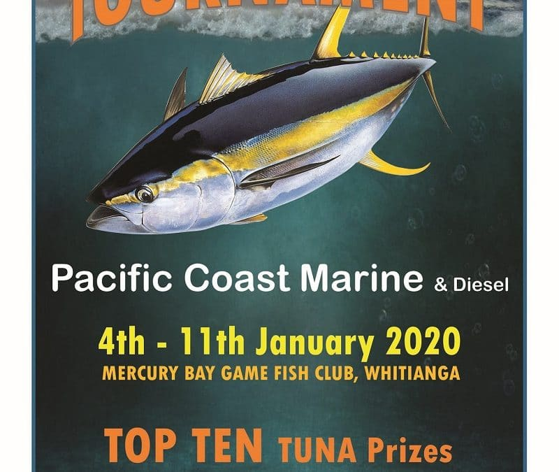 Top Ten Tuna 2020