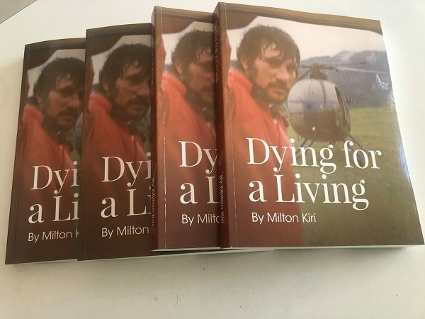 """""""Dying for a Living"""" by Milton Kiri"""