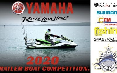 Yamaha Trailer Boat Tournament 2020